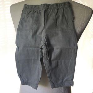5/$20 Onesie NWOT Grey Play Pants Pocket Detail